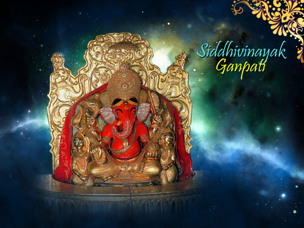 Shree Siddhivinayak Wallpapers Photos Free Download