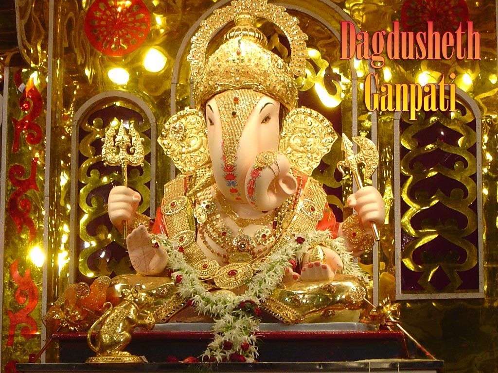 Siddhivinayak Ganpati Wallpapers For Desktop Download