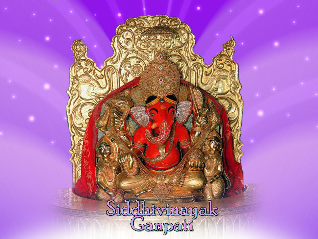 Siddhivinayak Mumbai Wallpapers HD Photos Download