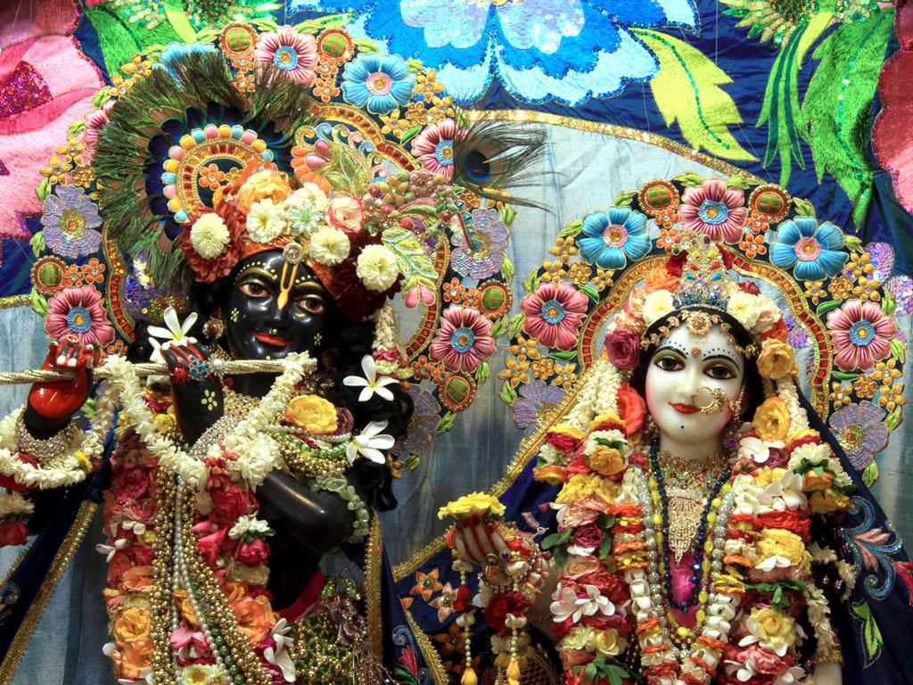 free download lord krishna iskcon wallpapers