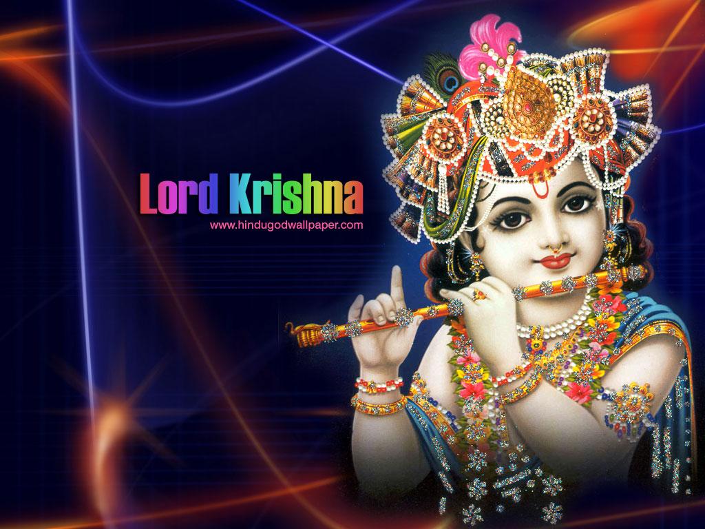 Shri Krishna Live Wallpaper Free Download