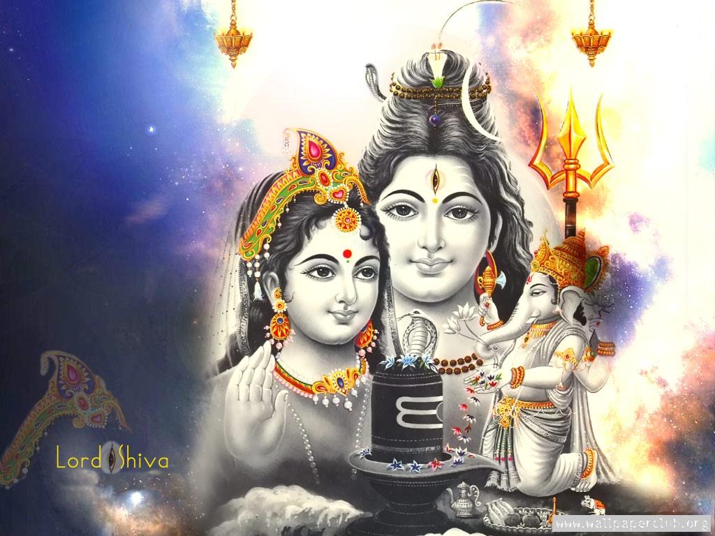 Free Download Shiv Parivar Wallpapers