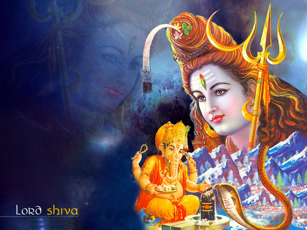 Free Download Shiv Parivar Wallpapers