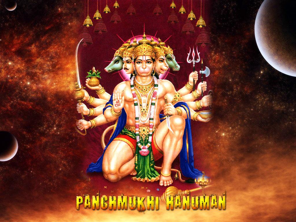 sankatmochan hanuman panchmukhi