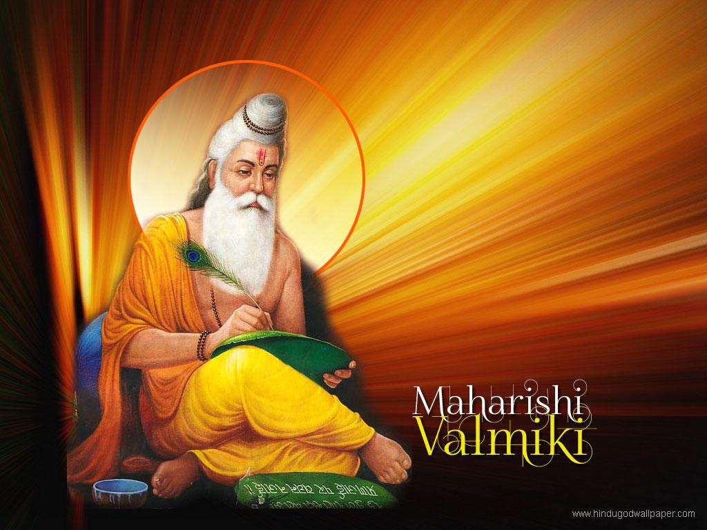 maharishi valmiki Writer of the rāmāyaṇa the rāmāyaṇa, originally written by vālmīki, consists of 24,000 ślokas and 7 cantos including the uttara canto.