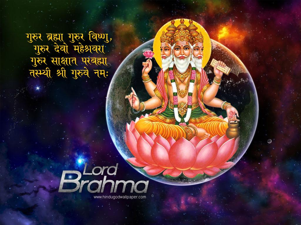 Brahma Ji Wallpaper