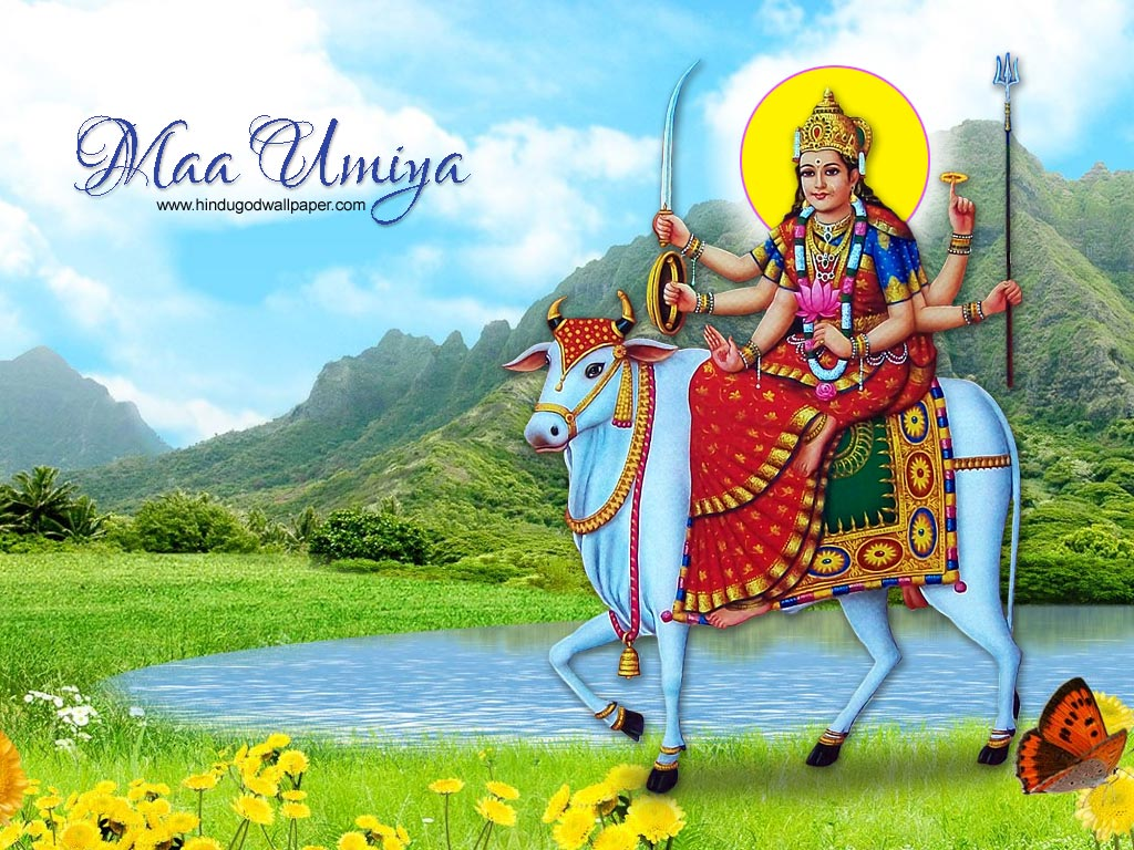 maa umiya wallpapers