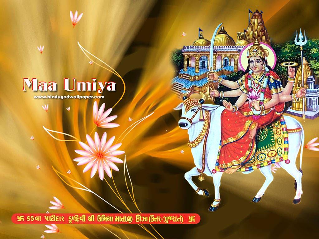 Umiya Mata Wallpapers