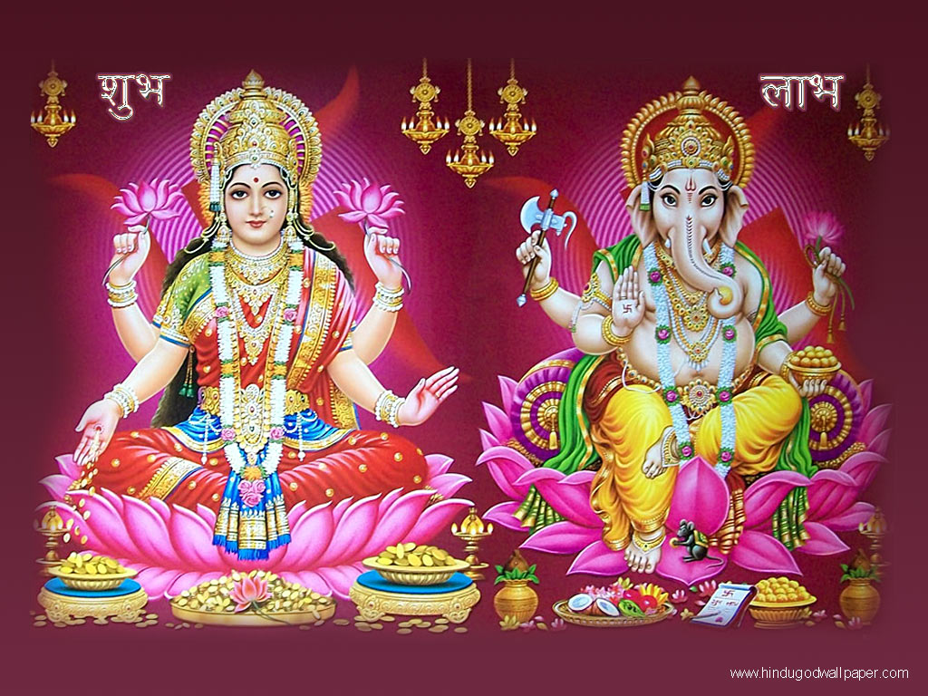 Laxmi Ganesh Wallpapers