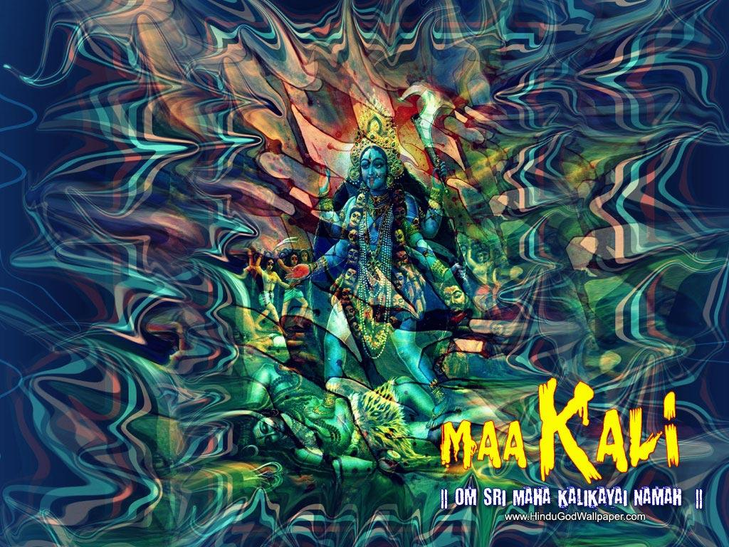 Kali Puja Wallpaper
