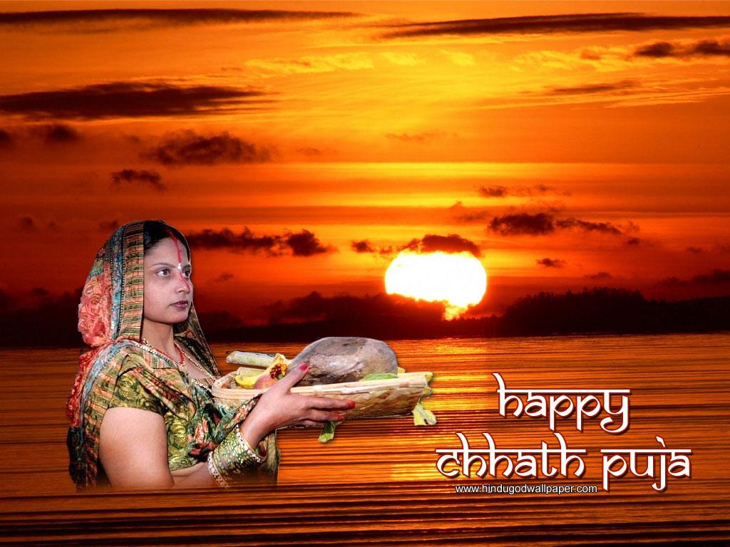 Chhath Puja Hd Wallpaper Free Download